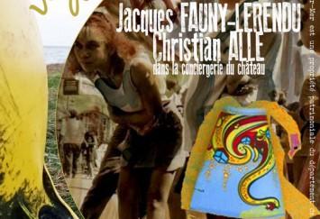 EXPOSITION Jacques Fauny-Lerendu &  Christian Alle