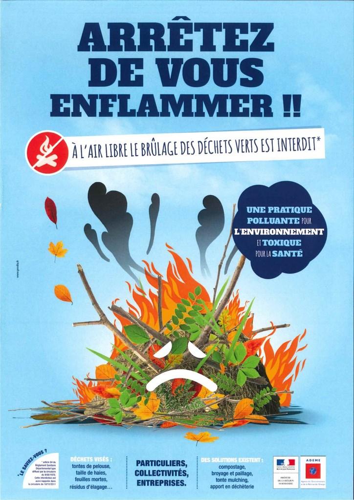 ARRETEZ DE VOUS ENFLAMMER  ! !