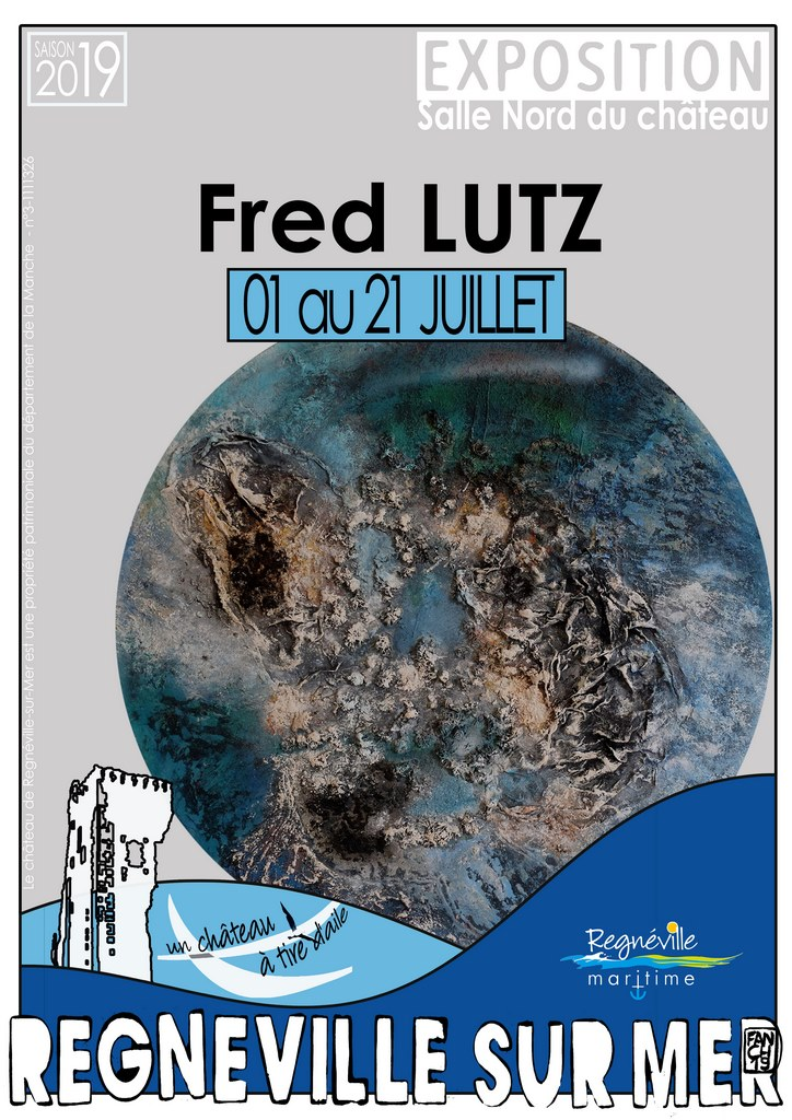 EXPOSITION FRED LUTZ