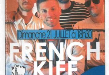 APERO-CONCERT FRENCH KIFF