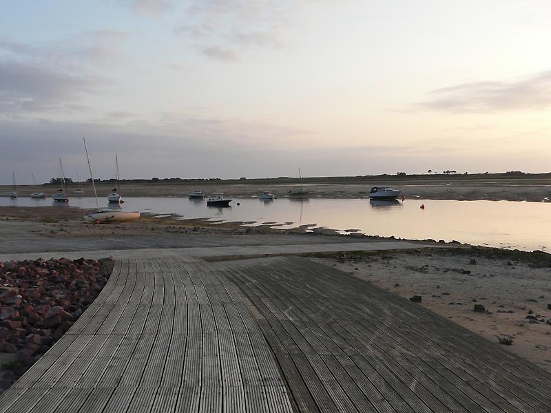 le port de Regnéville